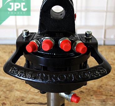 Rotátor na vyvážečku za čtyřkolku