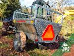 přívěsy za čtyřkolky a malotraktory JPJ Forest