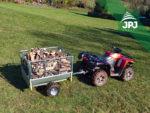 ATV přívěs za čtyřkolky Zahradník