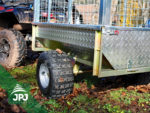 ATV vozík Zahradník - detail kola