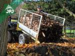Sklopný ATV vozík Zahradník